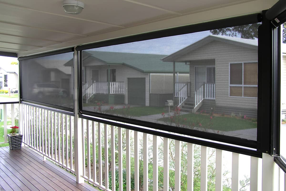Sunscreen Blinds Gold Coast Sunscreen Roller Blinds